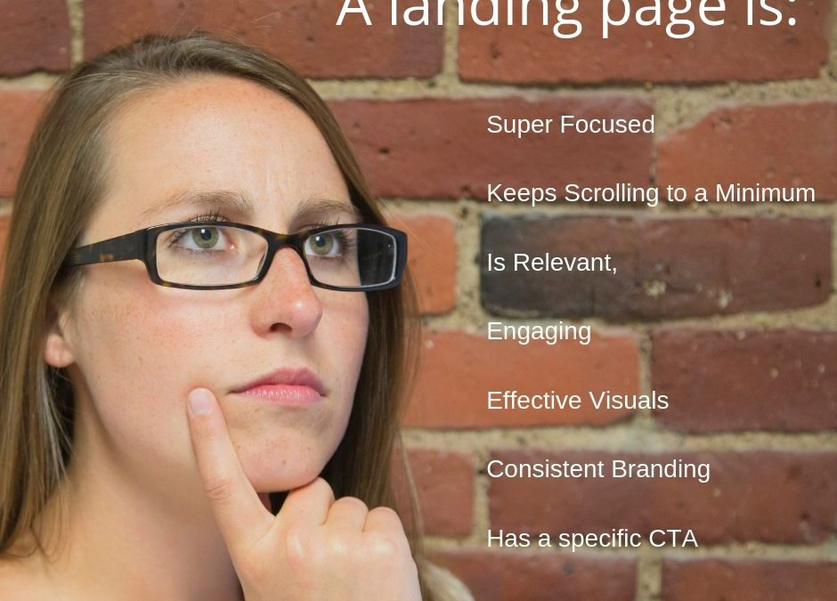 Landing Page Points